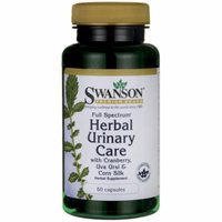 Swanson Full Spectrum Herbal Urinary Care 60 Caps