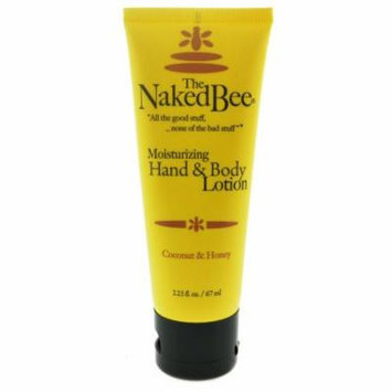 The Naked Bee Coconut & Honey Moisturizing Hand and Body Lotion