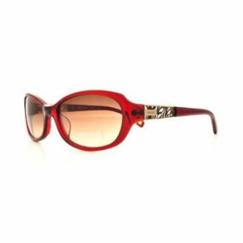 Nine West Sunglasses NW535S 615 Red 53 17