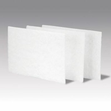 Royal White Light Duty Scouring Pads, Package of 60