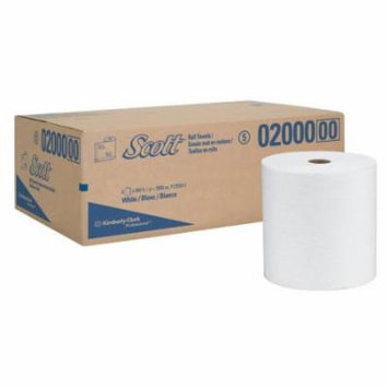 Kimberly-Clark Scott 02000 High Capacity Hard Roll Towel, 8
