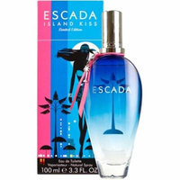 Escada Island Kiss for Women Eau de Toilette Natural Spray, 3.3 fl oz
