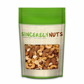 Sincerely Nuts Mixed Nuts Roasted Unsalted, 2 LB Bag