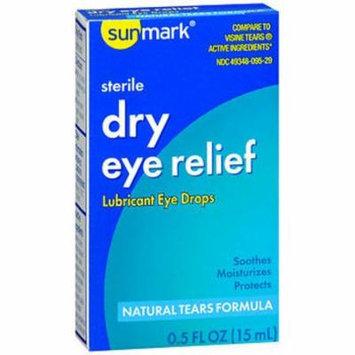 Sunmark Dry Eye Relief, Lubricant Drops - 0.5 fl oz