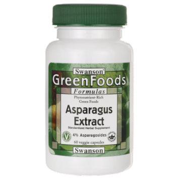 Swanson Asparagus Extract 60 Veg Caps