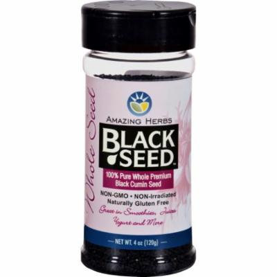 Black Seed Black Cumin Seed - Whole - 4 oz