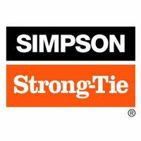 Simpson Strong Tie SET56 Set - Epoxy-Tie Adhesive, 56 oz. Cartridge (No Nozzle)
