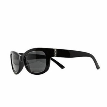 Donna Karan DY4110 Sunglasses-300187 Black (Gray)-54mm