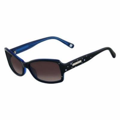 Nine West Sunglasses NW518S 422 Blue Shimmer 55 16