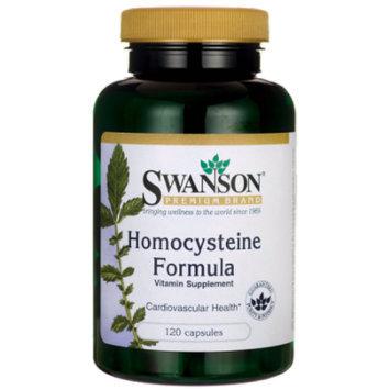 Swanson Homocysteine Formula 120 Caps