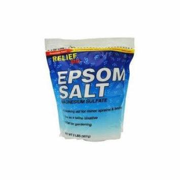 Great Lakes Wholesale 968-3 Epsom Salts, 2-Lbs.