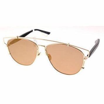 Sunglasses Christian Dior DIORTECHNOLOGIC Gold Aviator