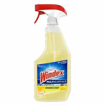WindexDisinfectant Cleaner Multi-Surface 23 Fluid Ounces