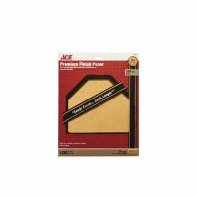 Premium Finish Sandpaper Ace Paint Sundries 4193-002 082901233091