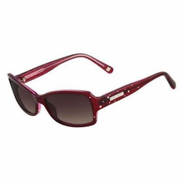 Nine West Sunglasses NW518S 522 Plum Shimmer 55 16