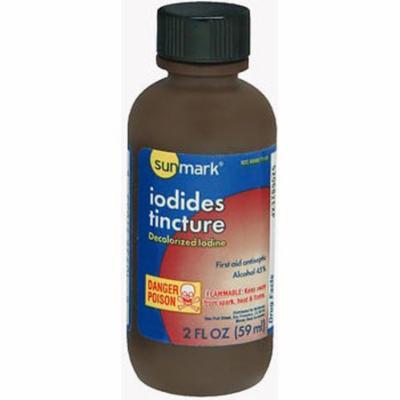 Sunmark Iodides Tincture - 2 oz
