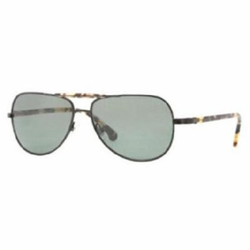 Brooks Brothers 4003s Sunglasses 10049a Black Green Solid Pol