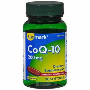 Sunmark CoQ-10 200 mg Softgels - 30 Softgels
