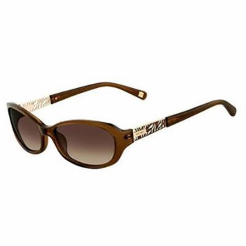 NINE WEST Sunglasses NW535S 210 Brown 53MM