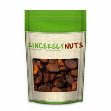 Sincerely Nuts Dried Organic Apricots, 2 LB Bag