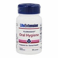 Life Extension - Florassist Oral Hygiene - 30 Lozenges