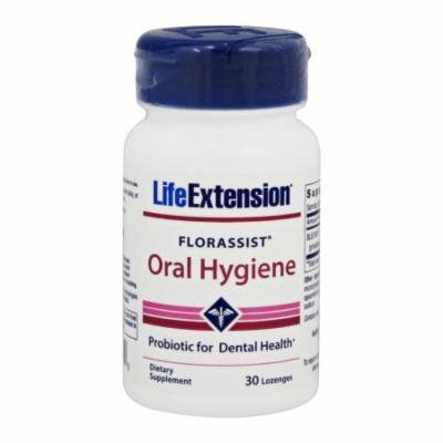 Life Extension - Florassist Oral Hygiene - 30 Lozenges