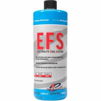 First Endurance EFS Liquid Shot: Vanilla 32oz