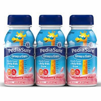 PediaSure Nutrition Drink, Strawberry Shake, 8 fl oz