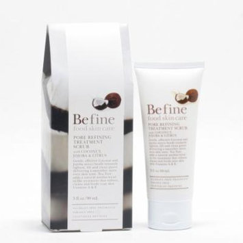 BEFINE PORE REFINING SCRUB TREATMENT - TUBE 3 OZ