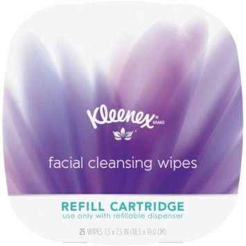 Kleenex Facial Cleansing Wipes Refill Cartridge