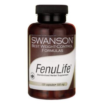 Swanson Fenulife 500 mg 120 Caps
