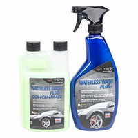 Ultima Waterless Wash Concentrate, 16 fl. oz. Bundle with Empty Bottle and Sprayer