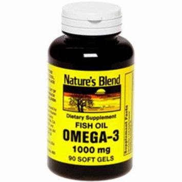 Nature's Blend Omega-3 1000mg - 90 Softgels