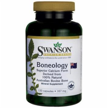 Swanson Boneology Superior Form Calcium 167 mg 120 Caps