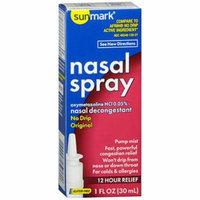 Sunmark Nasal Spray No Drip 12-Hour - 30 ML