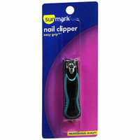 Sunmark Easy Grip Nail Clipper - 1 ea.