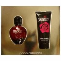 XS BLACK WOMEN 2 PIECE GIFT SET - 1.7 OZ EAU DE TOILETTE SPRAY by PACO RABANNE