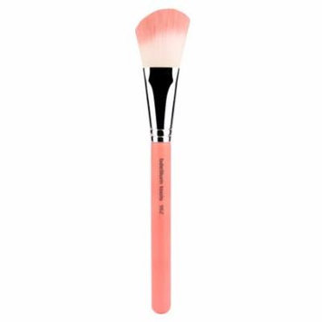 Bdellium Tools Professional Eco-Friendly Makeup Brush Pink Bambu Series - Slanted Blusher 962