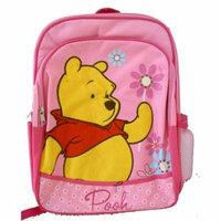 Backpack - Disney - Winnie the Pooh - Pink Flower (Large School Bag) New 222147
