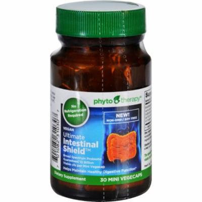 Phyto-Therapy Intestinal Shield - Ultimate - 30 Mini Vegecaps