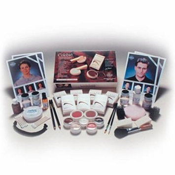 Mehron Celebre Pro Theatrical Makeup Kit - TV/Video CPK-TV