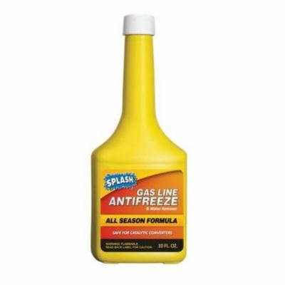 Splash Gas Line Antifreeze & Water Remover - 10oz + FREE SHIPPING!