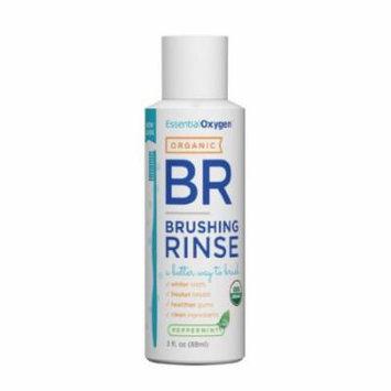 Essential Oxygen Brushing Rinse - Organic - Peppermint - 3 oz