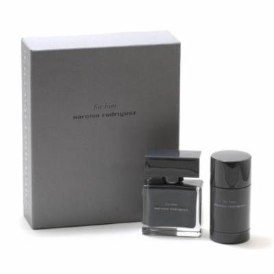 NARCISO RODRIGUEZ FOR HIM- 1.6 OZ SP/ 2.6 OZ DEO STICK SET
