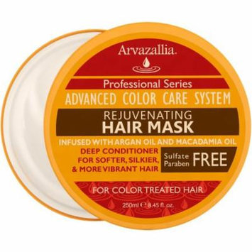 Advanced Color Care Rejuvenating Hair Mask and Deep Conditioner for Color Treated Hair