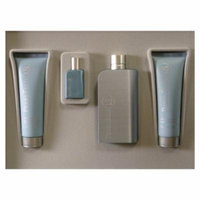 PERRY 18 MEN 4 PIECE GIFT SET - 3.4 OZ EAU DE TOILETTE SPRAY by PERRY ELLIS