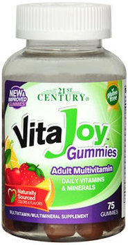 21st Century Vitajoy Adult Multivitamin Daily Vitamins And Minerals Gummies - 75 Ea