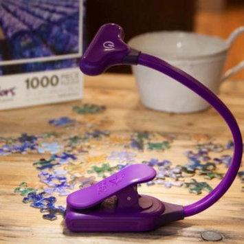 Mighty Bright NuFlex LED Book Light-Purple