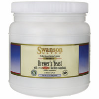 Swanson Brewer's Yeast with Produra 12 oz (340 grams) Pwdr