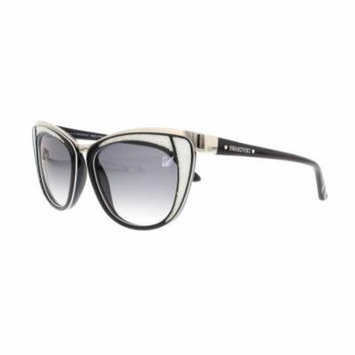 SWAROVSKI Sunglasses SK0061 05B Black 53MM